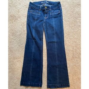 American Eagle Outfitters Hipster Bellbottoms